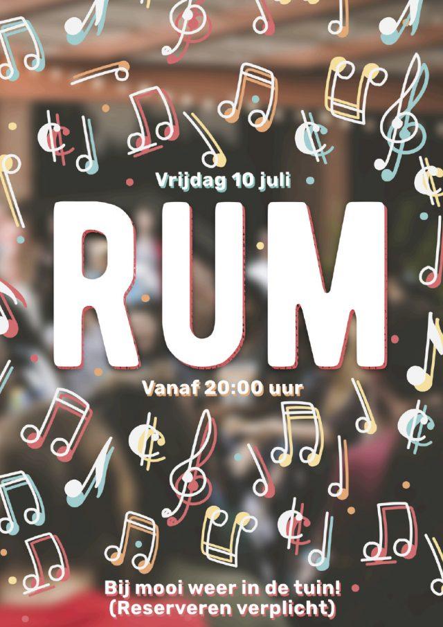 Poster RUM